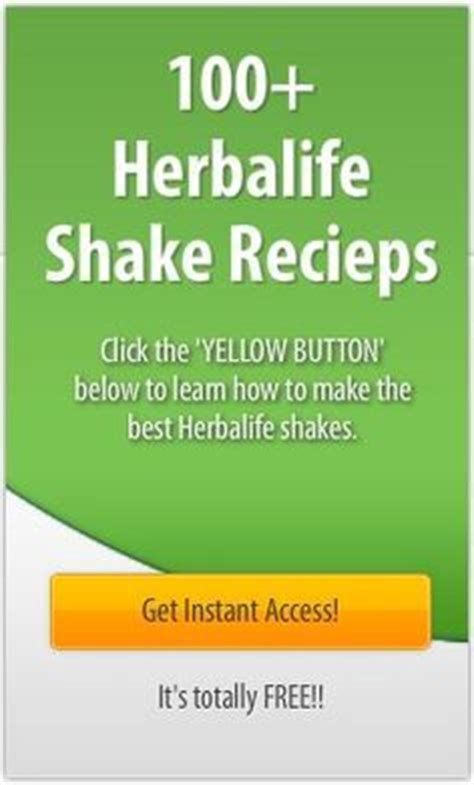 Herbalife Shake F1 Berry these are some pies made with herbalife formula