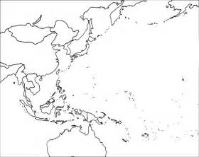 Outline Map Of Pacific by Lesson 1 Turning The Tide In The Pacific 1941 1943 Edsitement