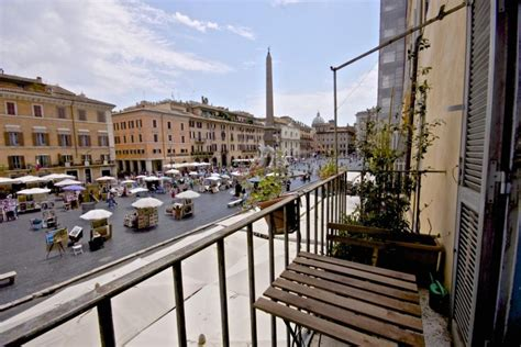quattro fiumi terrace apartment apartment in rome for 4