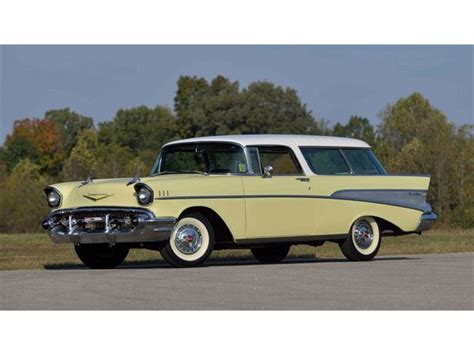 1957 chevrolet nomad for sale 1957 chevrolet nomad for sale on classiccars 15