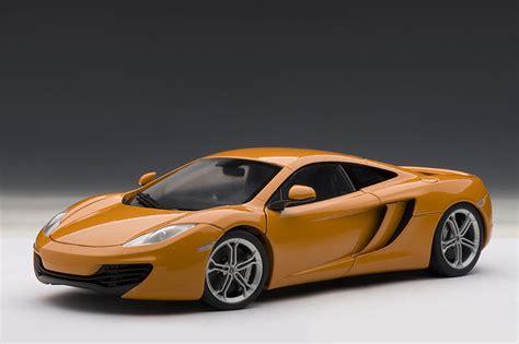 orange mclaren price autoart mclaren mp4 12c orange 76006 in 1 18 scale