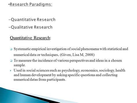 qualitative research developing themes qualitative paradigm phenomenology case studies