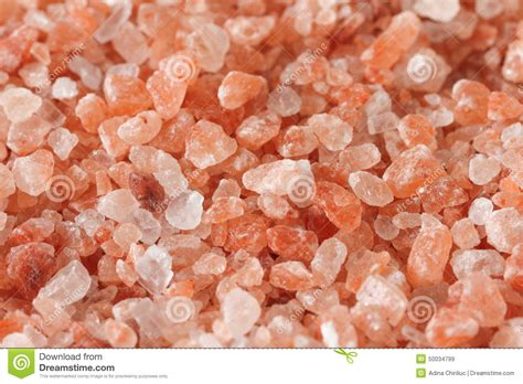 pink himalayan sea salt l himalayan pink salt background stock image image 50034799