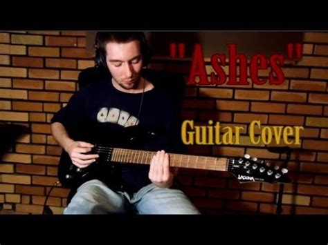 five finger death punch ashes five finger death punch ashes guitar cover youtube