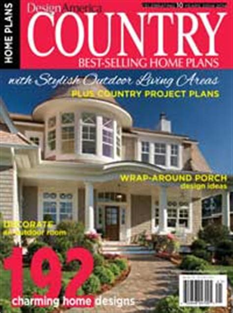 home plan magazines design america magazine house plans and more