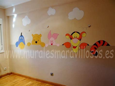 decoracion infantil decoracion infantil con murales pintados sobre las paredes