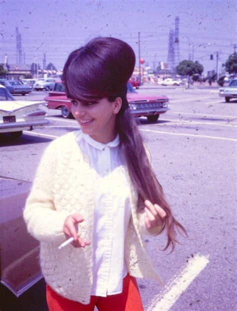 women   big hair    flashbak