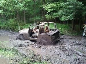 jeep in mud jeep mud baths