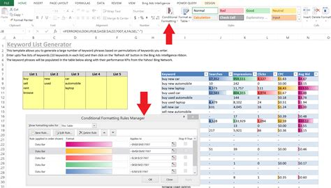 ppc excel tips for every level part 3 advanced level