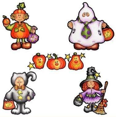 imagenes de halloween para decorar dibujos infantiles para decorar en halloween