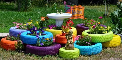 tire flower beds pin by teresa taylor on my style pinterest