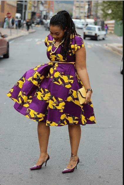 Simple Ankara Long Gown Style