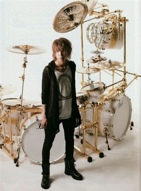 Stikdrum Dir En Grey Shinya 17 best images about drums on gretsch pearl drums and terry bozzio
