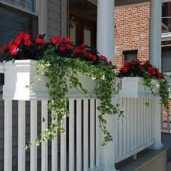 best 25 deck railing planters ideas only on