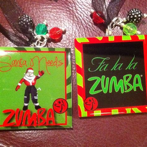 images of zumba christmas my zumba christmas ornaments made by gabbie goodies on