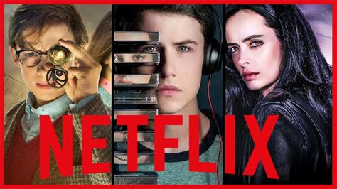 film serie youtube le 10 migliori serie tv di netflix 2017 youtube