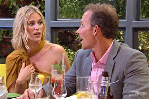 what does josh kristens husband do from rhony real housewives of new york recap open mic night