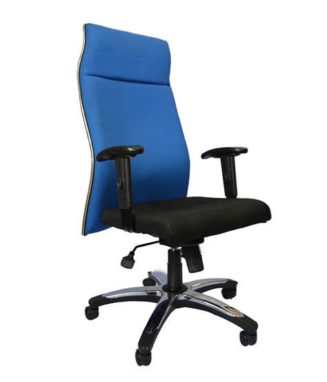 recliner lumbar support blue high back chair with lumbar support adj arm rest