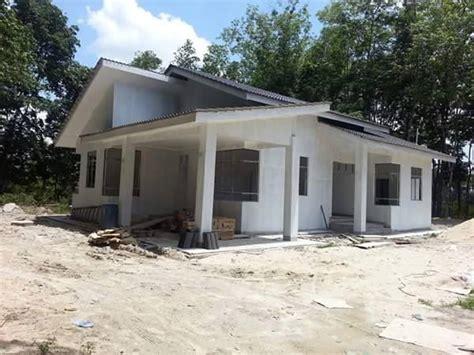 rumah banglo baru kelantan rumah banglo bandar baru lubok jong pasir mas
