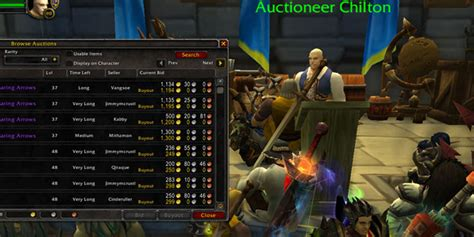 wow auction house prices auction house tricks for superior profits rpgtutor wow gold guide