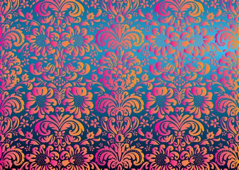 pattern vector free floral free floral pattern vector vector art graphics