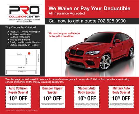 Car Auto Body by Auto Body Shop Discounts Pro Collision Center