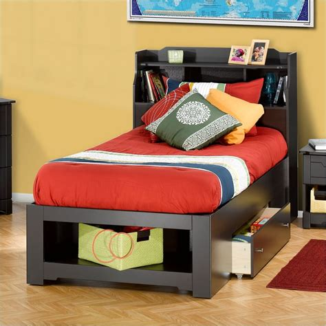 twin bed with storage and headboard beautiful twin storage bed with headboard interior