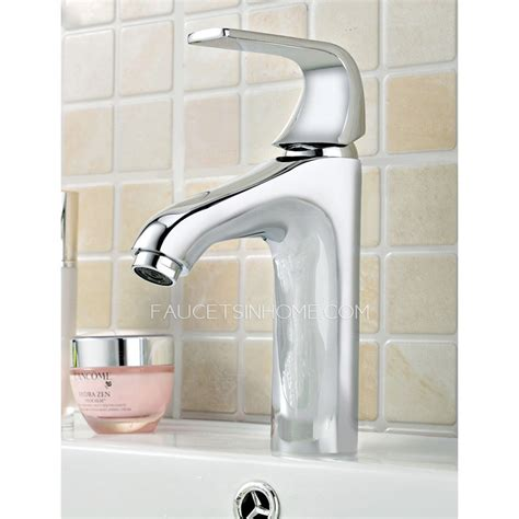 Cheap Shower Faucets by Best Single Chrome Cheap Bathroom Faucets