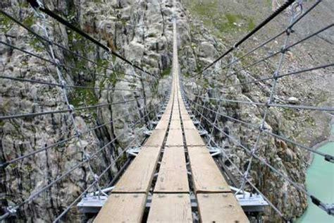 longest rope swing vietnam s monkey bridges among world s scariest news