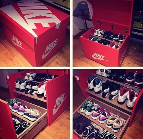 how to make shoe boxes for storage best 25 shoe box storage ideas on diy makeup