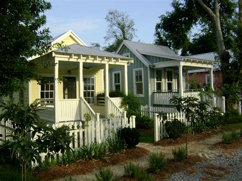 Cottage Community by Better Together Small House Living Thrives In A Community