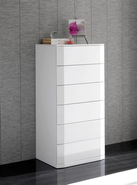 white tall chest of drawers uk sandra modern tall chest of drawers in white high gloss