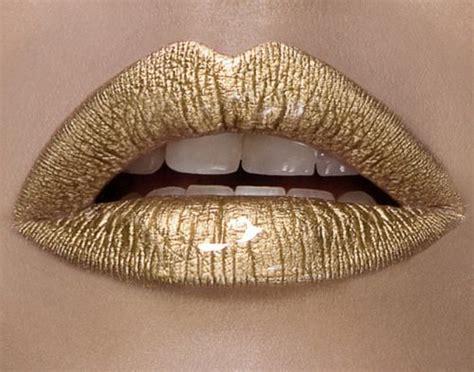 Lipstik Golden best 25 gold lipstick ideas on gold gold eye makeup and metalic