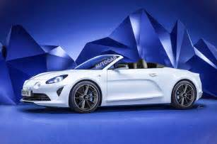 new sports car models alpine sports car could spawn convertible and high