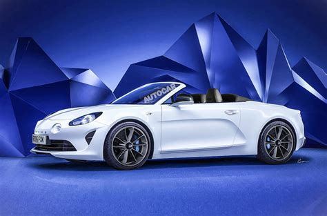 hair styles for convertible cars alpine sports car could spawn convertible and high