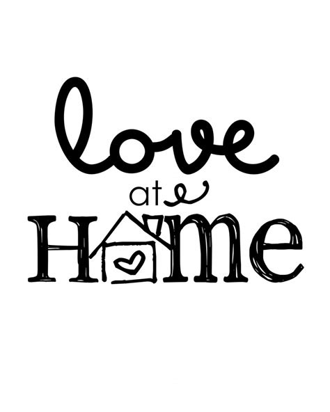 home love design brescia love at home free printable