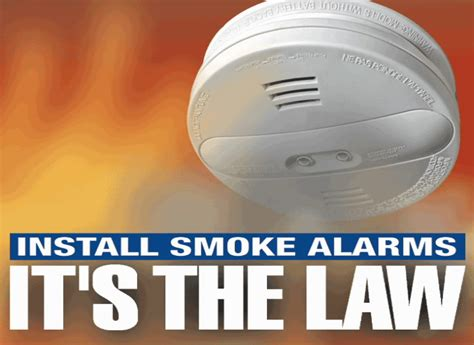 install smoke detector information card ministry of community safety and
