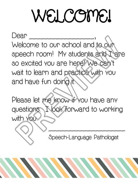 slp student teaching binder