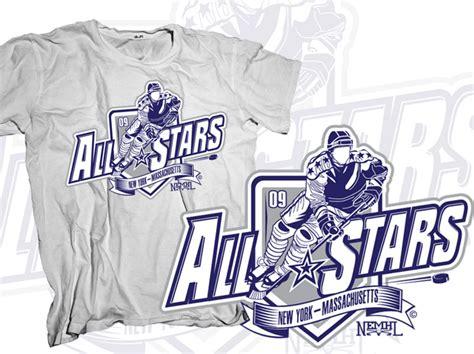 Tshirt Alstars Kaos Alstars all logo t shirt design by sportees on deviantart