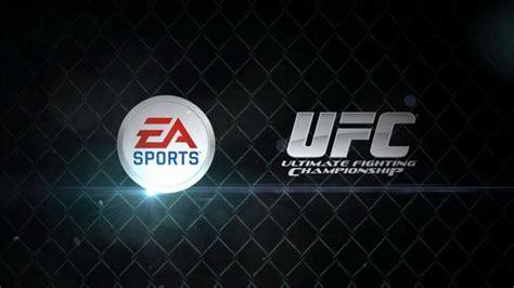 ea sports ufc logo blacksportsonline