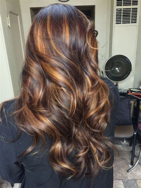 hair colors on pinterest 105 pins best dark brown hair with caramel highlights hair color