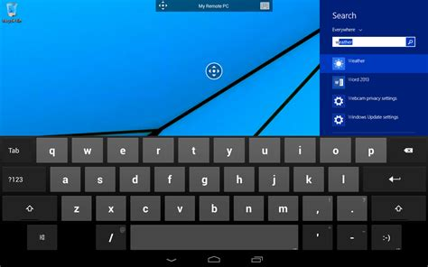 remote desktop android microsoft remote desktop lets you fiddle with a windows pc via android eurodroid