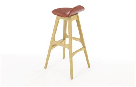 Erik Buch Bar Stool by Erik Buch Bar Stool Habitusliving