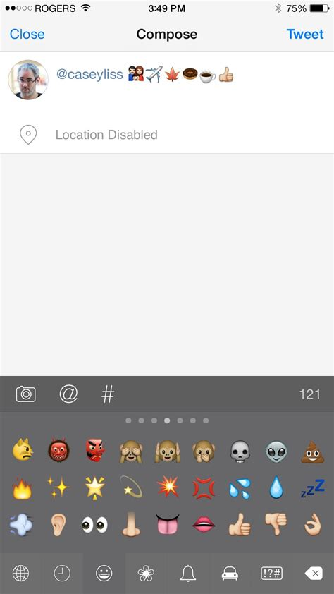 emoji shortcut mac apple iphone ipad keyboard secrets tech blog