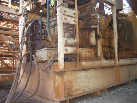 aussie fluid power hydraulic power pack unit crushing services international