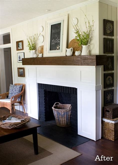 covering fireplace covering brick fireplace surround woodworking projects
