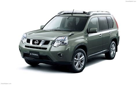 nissan suv nissan x trail suv 2011 widescreen car pictures 06 of 12 diesel station