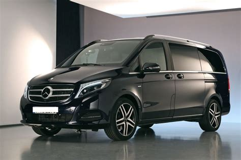 luxury minivan mercedes luxury minivan rental service with driver