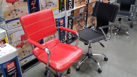 leather task chair costco true innovations back to school task chair costco