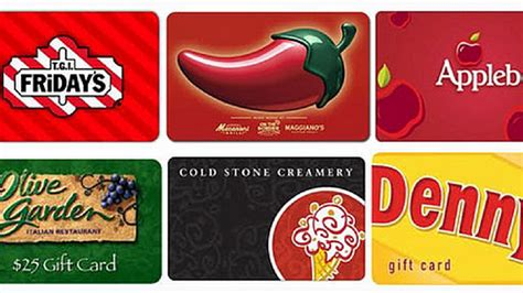 Gift Card Offers - 2015 restaurant gift card deals